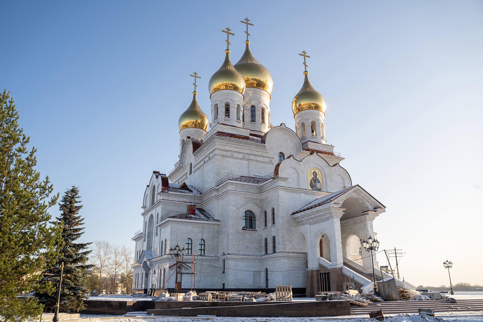 Михайло-архангельский кафедральный собор