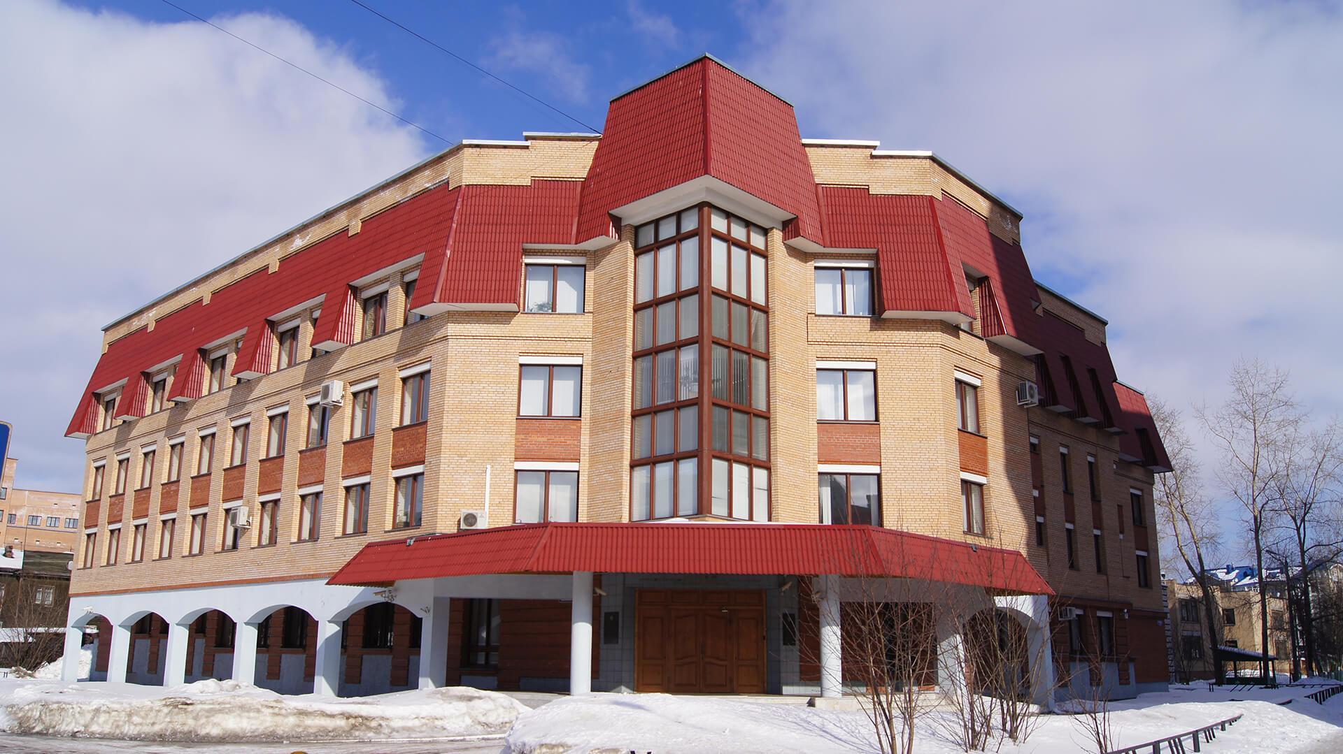 Административное здание УФНС по Архангельской области и Ненецкому АО